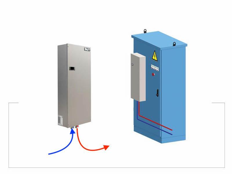 Heat Exchanger (Hava-Su)